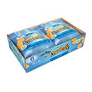 Blue Diamond Mini Nut Thins, Sea Salt
