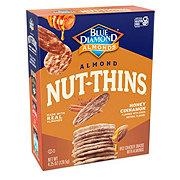 Blue Diamond Nut-Thins Honey Cinnamon Cracker Snacks