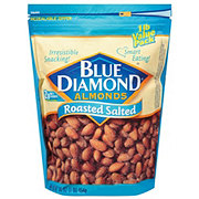 Blue Diamond Roasted Salted Almonds Value Pack