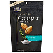 Blue Diamond Rosemary & Sea Salt Crafted Gourmet Almonds