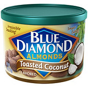 Blue Diamond Toasted Coconut Flavored Almonds