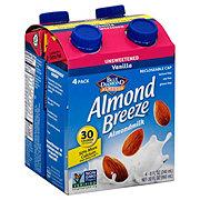 Blue Diamond Unsweetened Vanilla Almond Breeze