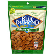 Blue Diamond Whole Natural Almonds Value Pack