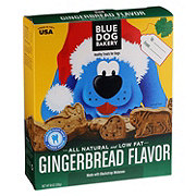 Blue Dog Bakery Gingerbread Dog Treats