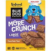Blue Dog Bakery Peanut Butter & Molasses Flavor Dog Treats