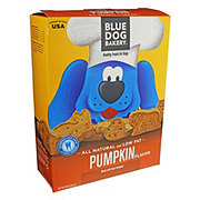 Blue Dog Bakery Pumpkin Dog Treats