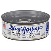 Blue Harbor Fish Co. Solid Albacore Water with Sea Salt