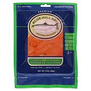 Blue Hill Bay Smoked Wild Alaskan Sockeye Salmon