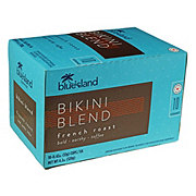 Blue Island Bikini Blend French Roast Single Serve Coffee K Cups
