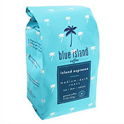 Blue Island Espresso Blend Medium-Dark Roast Ground Coffee