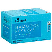 Blue Island Hammock Reserve 100% Colombian Medium Roast Single Serve Coffee K Cups