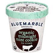 Blue Marble Organic Midnight Mint Cookie Ice Cream