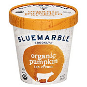 Blue Marble Organic Pumpkin Ice Cream