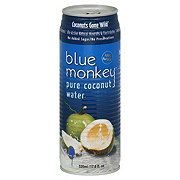 Blue Monkey 100% Natural Pure Coconut Water