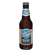 Blue Moon Belgian White Wheat Ale Beer Bottle