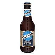 Blue Moon Belgian White Wheat Ale Beer Bottle