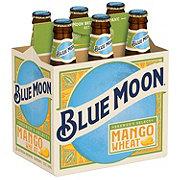 Blue Moon Mango Wheat  Beer 12 oz  Bottles