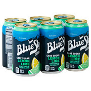 Blue Sky Blue Sky Natural Soda Lemon Lime