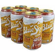 Blue Sky Organic Cola Soda 12 oz Cans