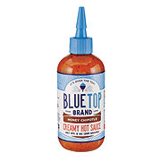 Blue Top Brand Honey Chipotle Creamy Hot Sauce