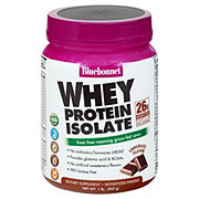 Bluebonnet 100% NTRL Whey Powder Choc