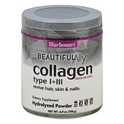 Bluebonnet Beautiful Ally Collagen Hydrolyzed Powder