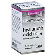 Bluebonnet Beautiful Ally Hyaluronic Acid 100 mg Softgels