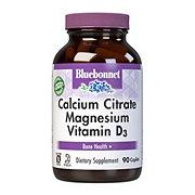 Bluebonnet Calcium Citrate Magnesium Vitamin