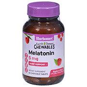 Bluebonnet EarthSweet Chewables Melatonin 5 Mg Tablets