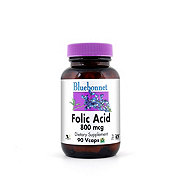 Bluebonnet Folic Acid