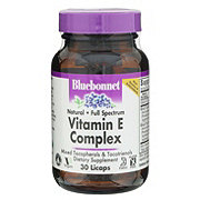 Bluebonnet Full Spectrum Vitamin E Complex