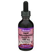 Bluebonnet Liquid Cellular Active Methylcobalamin Vitamin B12 1000 mcg