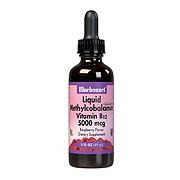 Bluebonnet Liquid CellularActive Methylcobalamin Vitamin B12 5000 mcg