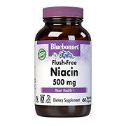 Bluebonnet Nutrition Flush Free Niacin 500 MG