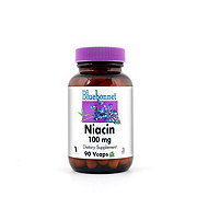 Bluebonnet Nutrition Niacin 100 MG