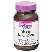 Bluebonnet Stress B-Complex Vegetable Capsules