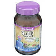 Bluebonnet Targeted Choice Sleep Support Vegetable Capsules