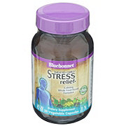 Bluebonnet Targeted Choice Stress Relief Veg Capsules