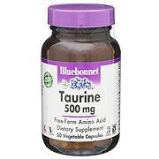 Bluebonnet Taurine 500 mg