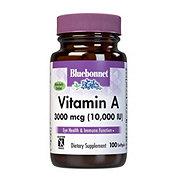 Bluebonnet Vitamin A 10,000 IU