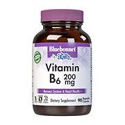 Bluebonnet Vitamin B6 200 mg