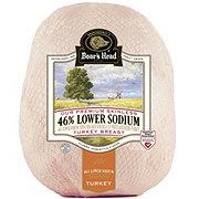 Lower Sodium Turkey Breast, Sliced