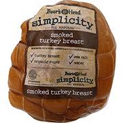 Boar's Head All Natural Smoked Turkey Breast