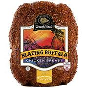 Boar's Head Blazing Buffalo Style Roasted Chicken Breast, Sliced #1