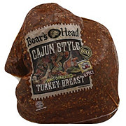 Boar's Head Bold Cajun Style Smoked Oven Roasted Turkey Breast