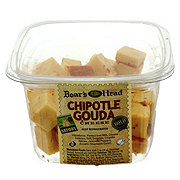 Boar's Head Bold Chipotle Gouda Cheese Cubes