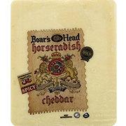 Boar's Head Bold Horseradish Cheddar Cheese