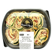 Boar's Head Buffalo Chicken Club Pinwheel Wraps