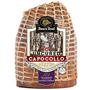 Boar's Head Capocollo Hot
