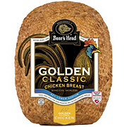 Boar's Head Golden Classic Oven Roasted Chicken Breast, sold by the